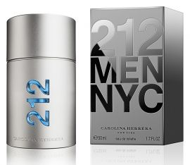 Carolina Herrera - 212 Men Днепропетровск / Каролина Херрера - 212 Мен Туалетная вода Пробник (edt)  Мужская купить в Днепропетровске
